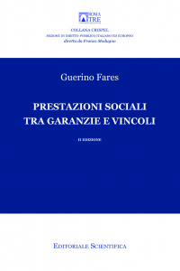 15. G. Fares, Prestazioni sociali tra garanzie e vincoli. II edizione, Editoriale scientifica, Napoli, 2018